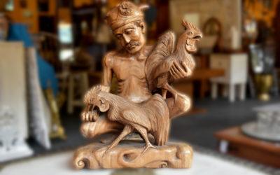 Escultura javanesa