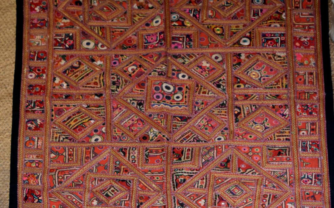 Tapiz India antiguo