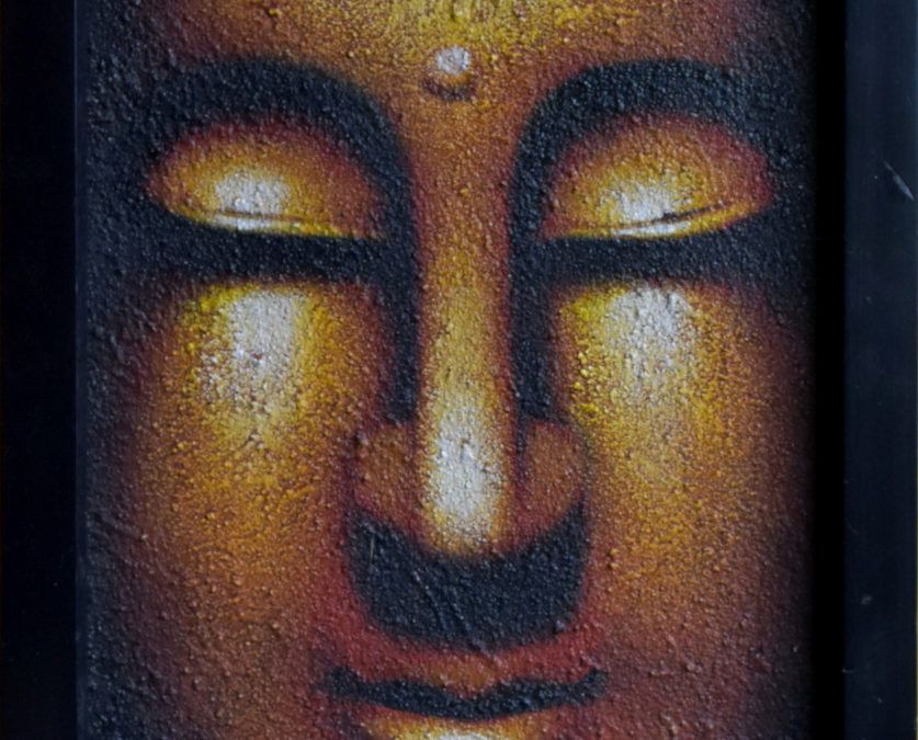 Cuadros Budha
